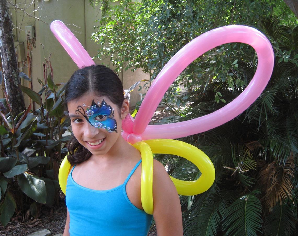 Balloon Twisting Ny Ny Face Painters
